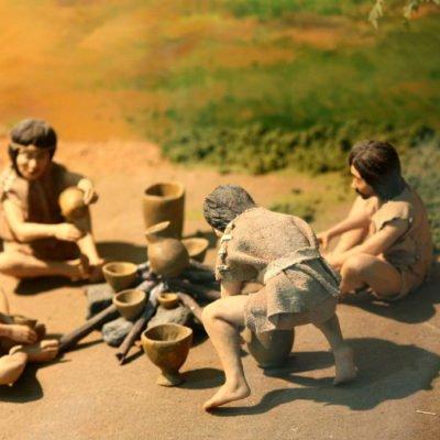 一万年前からの適応力